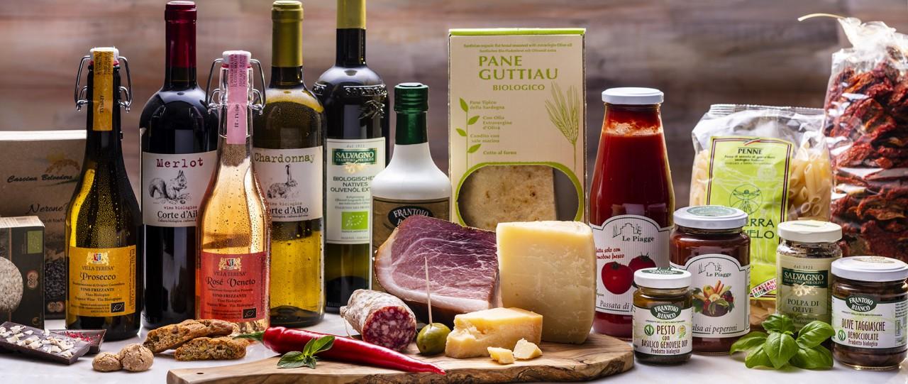 Grappa & Liköre - Balsamico & Weinessig -  Antipasti